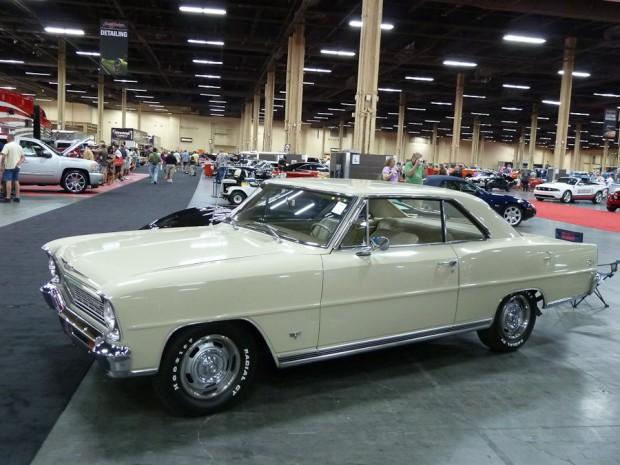 1966 Chevrolet Nova SS 2-Dr. Hardtop