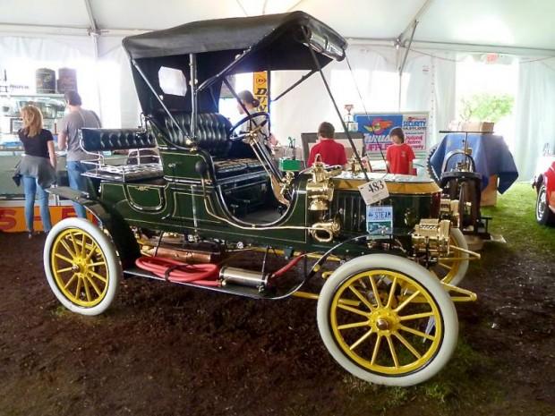 1907 Stanley Model EX Runabout