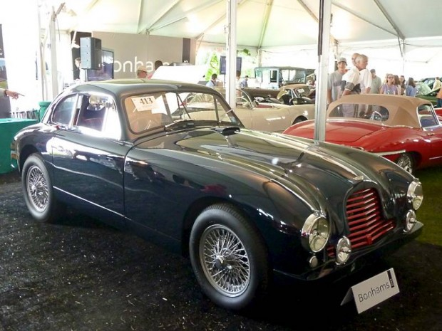 1953 Aston Martin DB2 Coupe