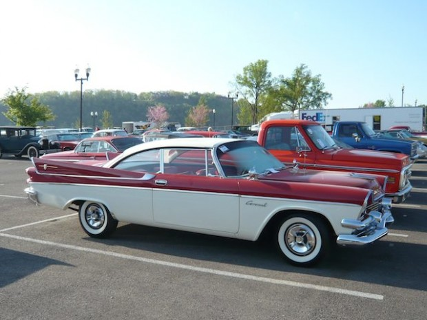 1958 Dodge Coronet 2-Dr. Hardtop