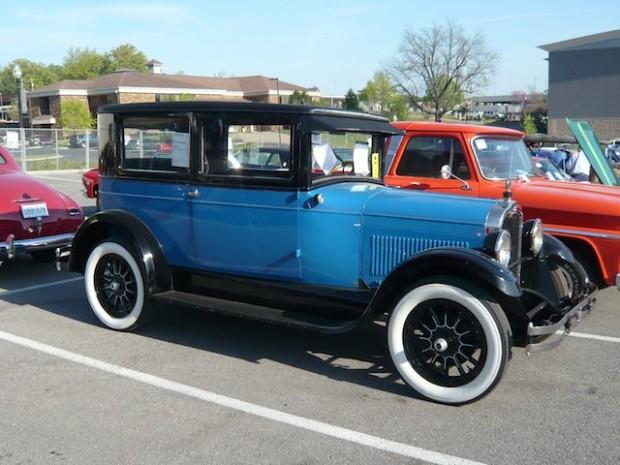 1926 Oakland 6-54 2-Dr. Sedan