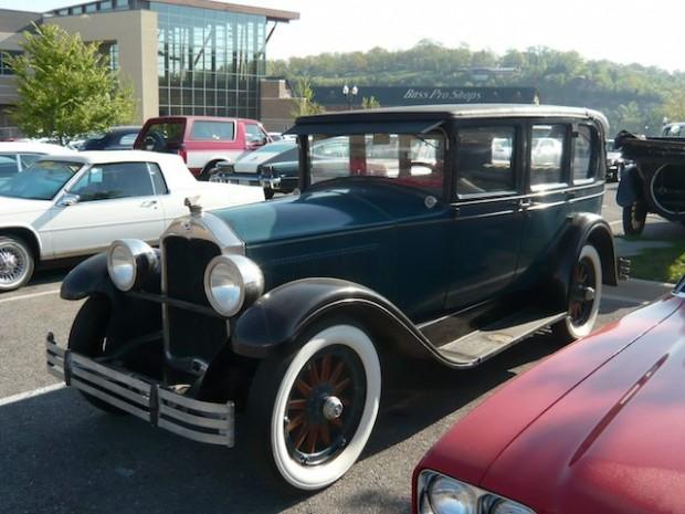 1928 Buick 28-47S 4-Dr. Sedan