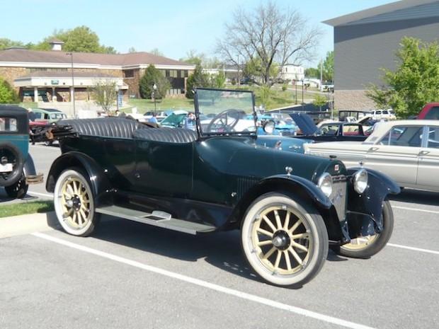 1920 Buick K-45 Touring