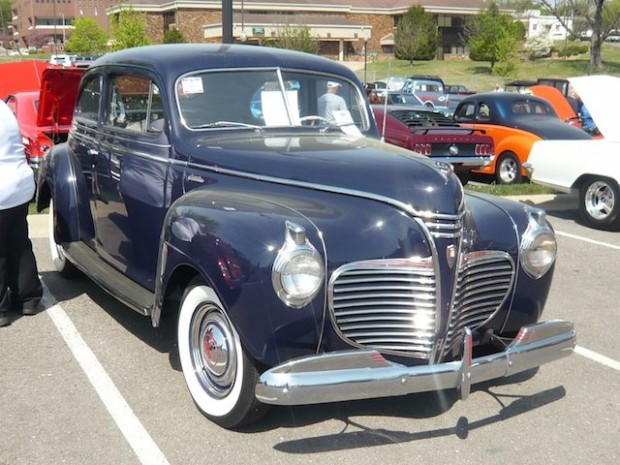 1941 Plymouth Special Deluxe 2-Dr. Sedan