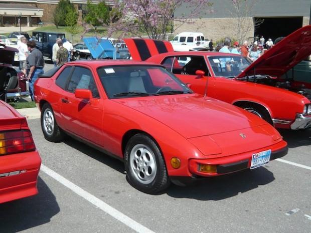 1987 Porsche 924 Coupe