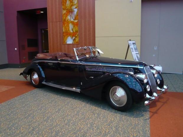 1936 Lancia Astura Bocca Cabriolet