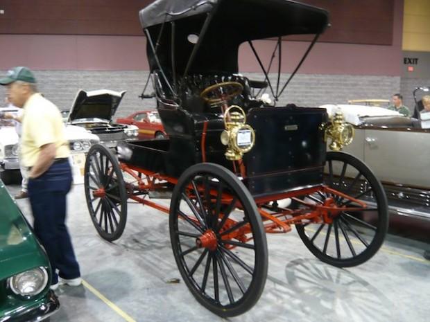1905 Kiblinger Highwheeler