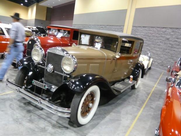 1929 Kissel White Eagle 4-Dr. Sedan