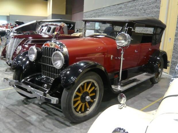 1924 Cadillac V-63 Phaeton
