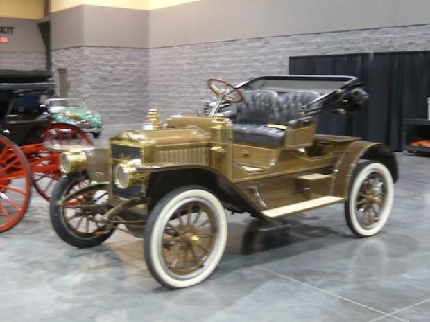1908 Maxwell Model Q Roadster