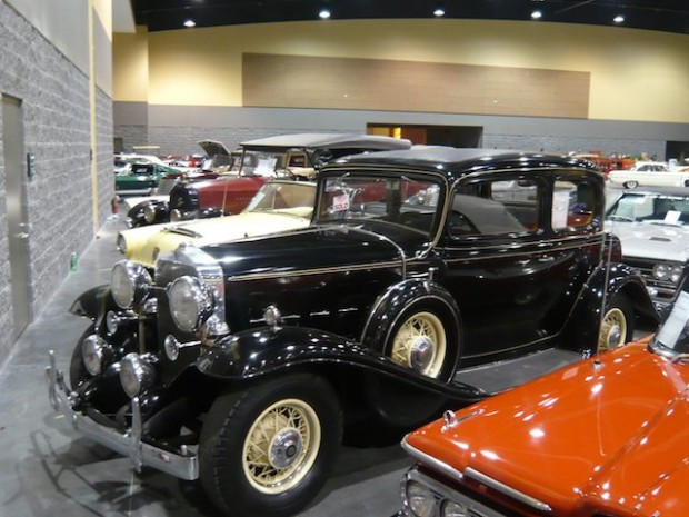 1932 LaSalle 345-B Town Coupe