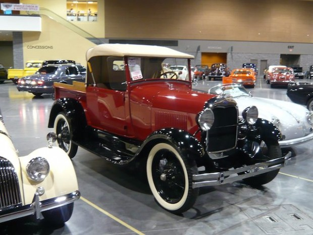 1928 Ford Model A 'AR' Roadster Pickup