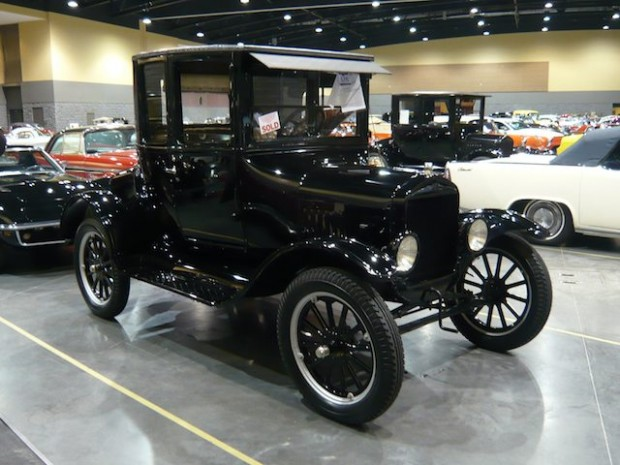 1925 Ford Model T Coupe