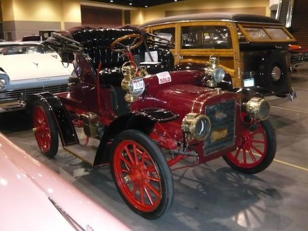 1907 Cadillac Model K Roadster