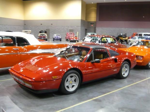 1986 Ferrari 328 GTS