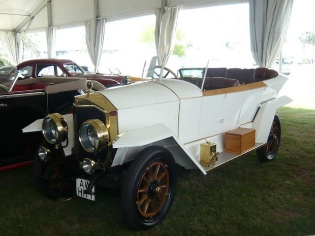 1912 Benz 14/30 Touring