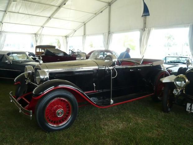1927 Packard Eight 3-36 Torpedo Dual Windshield Touring