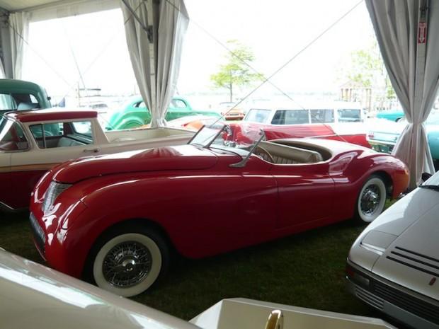 1940 Chrysler Newport Replica Roadster