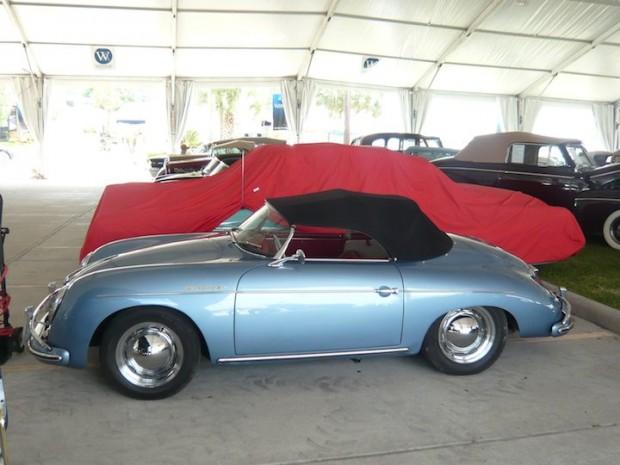 1957 Porsche 356A 1600S Super Speedster