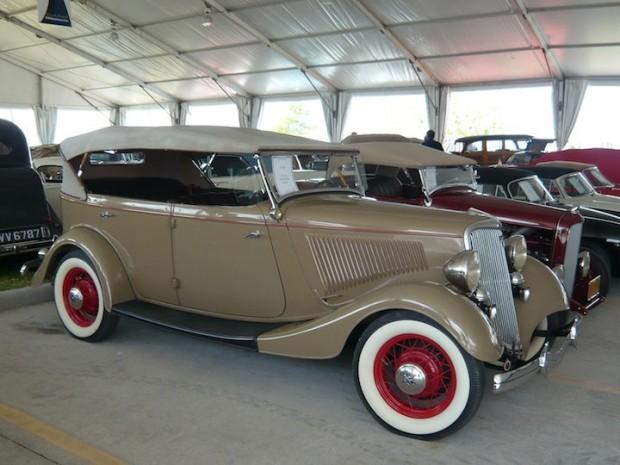 1934 Ford Model 40 Phaeton