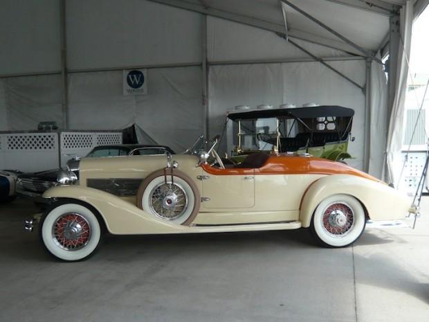 1934 Duesenberg Model J Boattail Speedster