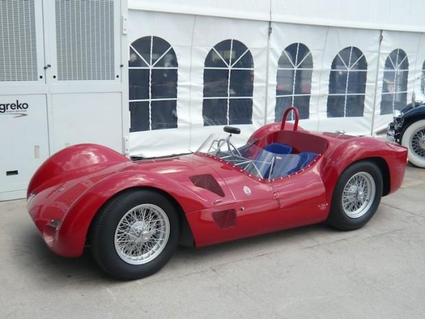 1960 Maserati Tipo 61/60 'Birdcage' Sports Racer