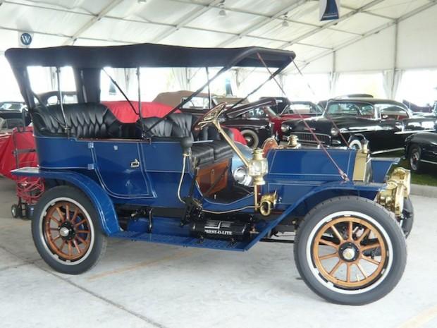 1909 Cadillac Model 30 5-Passenger Touring