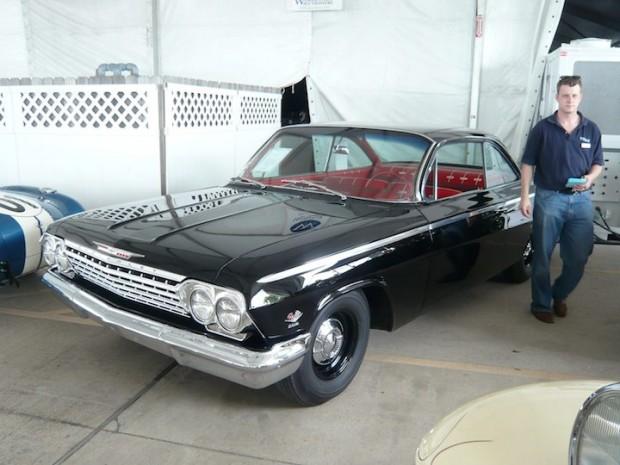 1962 Chevrolet Bel Air 409/409 'Bubbletop' Sport Coupe