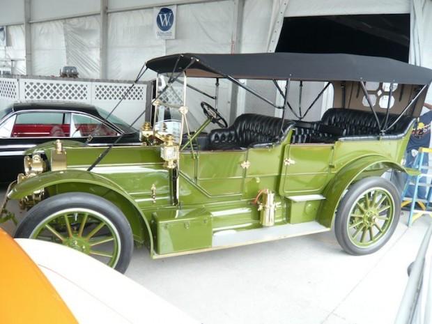 1911 Rambler Model 65 'Wide-Track' 7-Passenger Touring