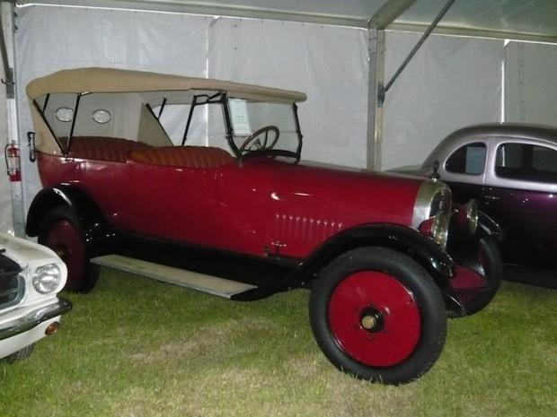 1919 Studebaker Model EH Little Six 5-Passenger Touring