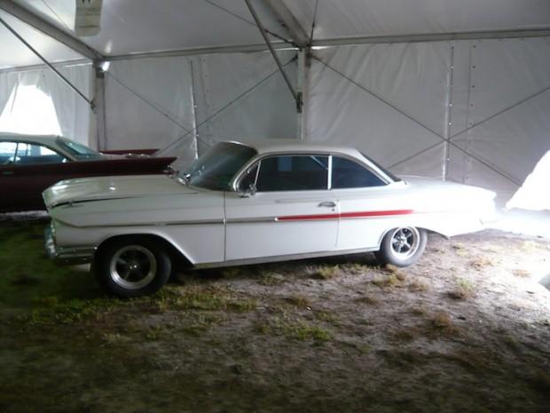 1961 Chevrolet Impala 'Bubbletop' Sports Coupe
