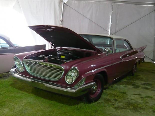 1961 Chrysler Newport 2-Dr. Hardtop