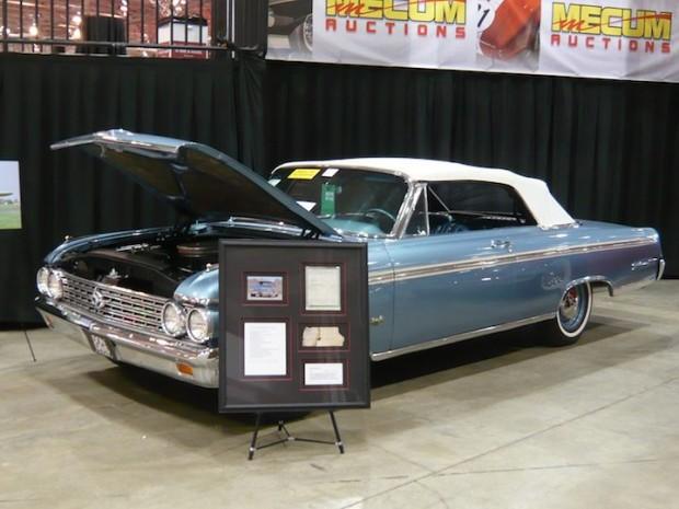 1962 Ford Galaxie 500XL Sunliner