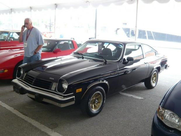 1975 Chevrolet Cosworth Vega Coupe
