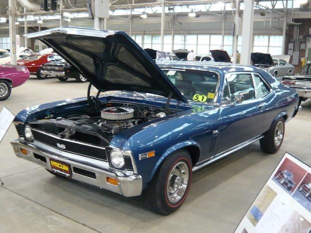 1969 Chevrolet Nova SS Coupe