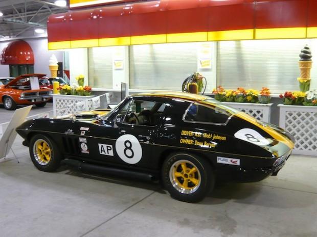1966 Chevrolet Corvette Coupe Race Car
