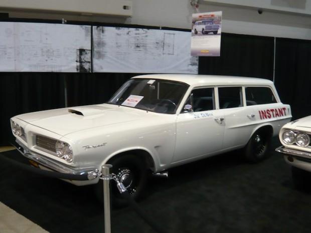 1963 Pontiac Tempest Station Wagon