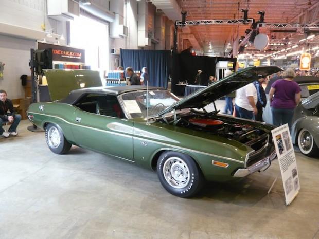1970 Dodge Challenger Hemi Convertible