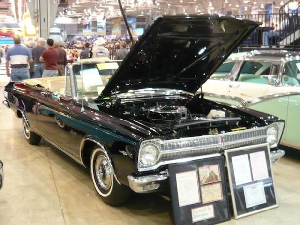 1965 Plymouth Satellite Sport Fury Convertible