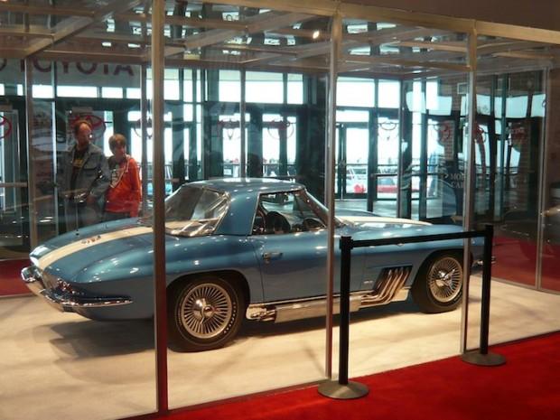 1963 Chevrolet Corvette Roadster Harley J. Earl