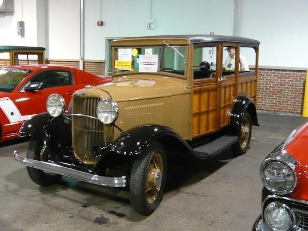 1932 Ford Model B Station Wagon