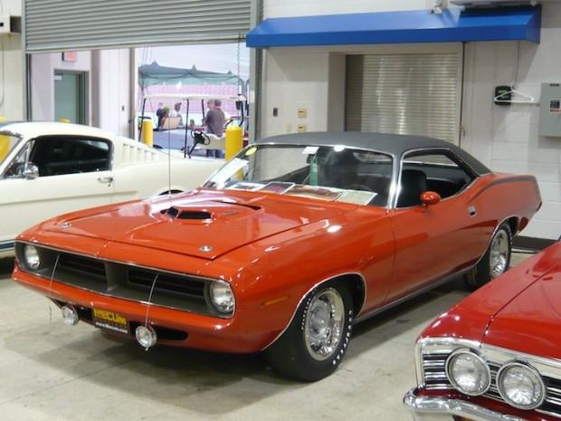 1970 Plymouth Barracuda Hemi 2-Dr. Hardtop