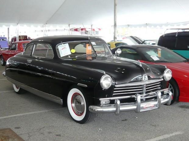 1949 Hudson Commodore Custom Eight Club Coupe