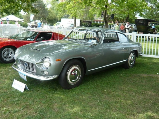 1966 Lancia Flaminia Super Sport Coupe by Zagato