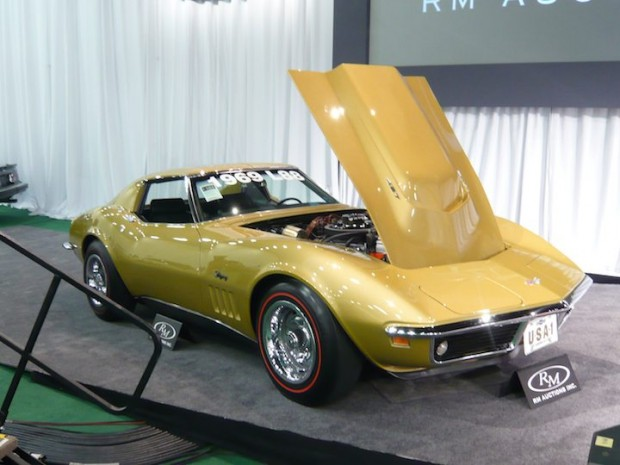 1969 Chevrolet Corvette L88 Coupe 'Automatically Yours'