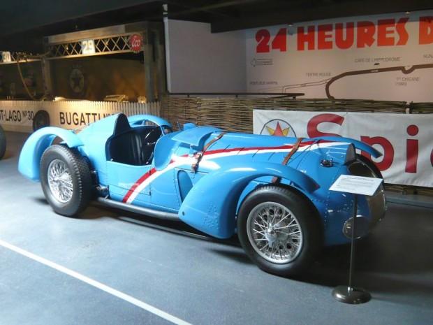 The Million Franc Prize 1937 Delahaye Type 145 V12 GP