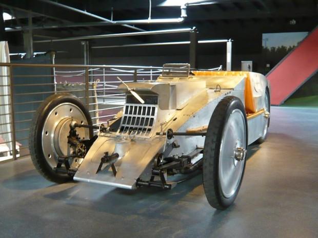 1923 Voisin C6 Laboratoire, Mullin Automotive Museum