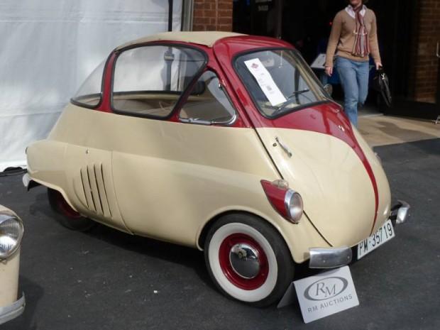 1955 Iso Isetta Coupe