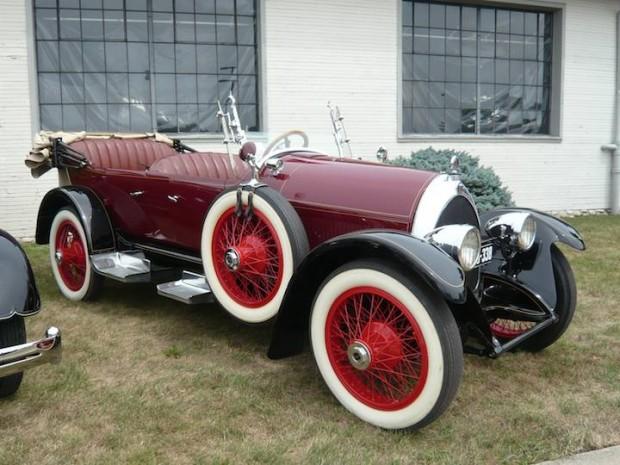 1920 ReVere Model A Touring