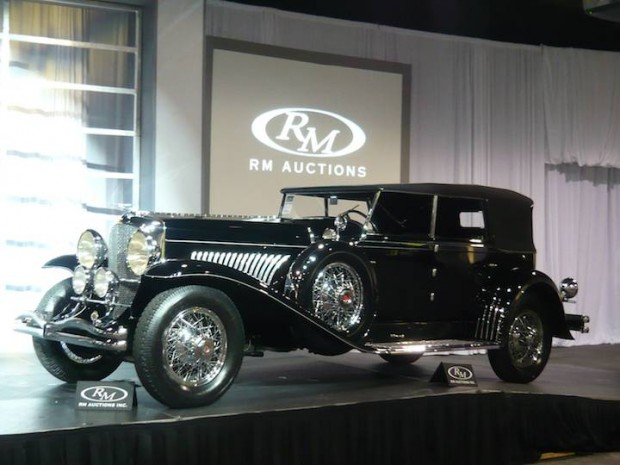 1929 Duesenberg Model J Convertible Sedan, Body by Murphy